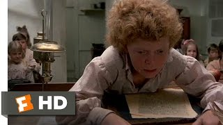 Tom Sawyer (6/12) Movie CLIP - Whipped for Becky (1973) HD