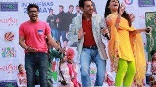 Gurdas Maan  With Neeru BAjwa,JAssi Gill Live 2014