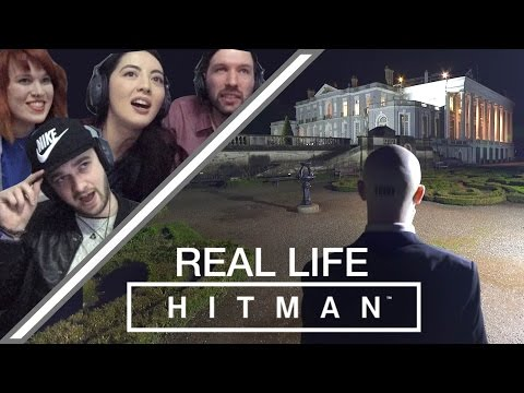 'Real Life Hitman' gives YouTubers control over an actual Agent 47