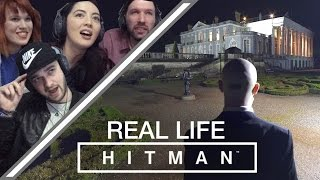 Real Life Hitman(Just after we released the Real Life First Person Shooter (Chatroulette Version), a game studio got in touch and asked if there was a way to make a real-life ..., 2016-03-08T21:29:26.000Z)