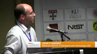 John P Marino | National Institute of Standards and Technology | USA | BABE 2014 | OMICS