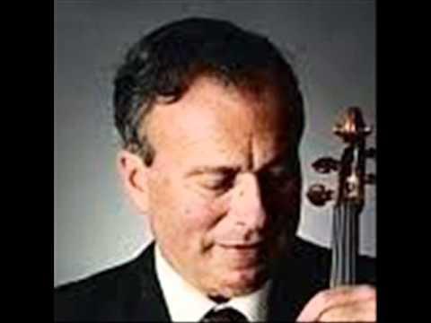 Henryk Szeryng, Josef Suk, Bach Double Concerto 3.