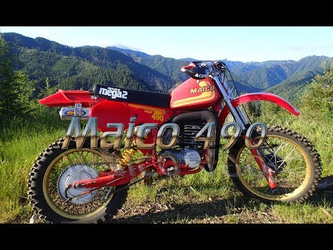 What do people think about the Maico 490?