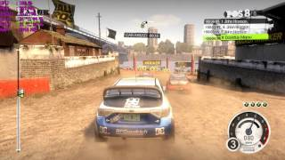 Colin McRae Dirt 2 PC Benchmark - Windows 10 Celeron G1620 HD Graphics OC [ทดสอบ][DX11][HD]