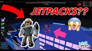 JETPACKS COMING TO JAILBREAK IN SEASON 3   Roblox Jailbreak