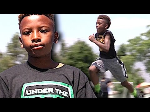 🔥🔥 10U Kenneth Moore  San Joaquin Jr Rams  Stockton CA  UTR Youth Spotlight