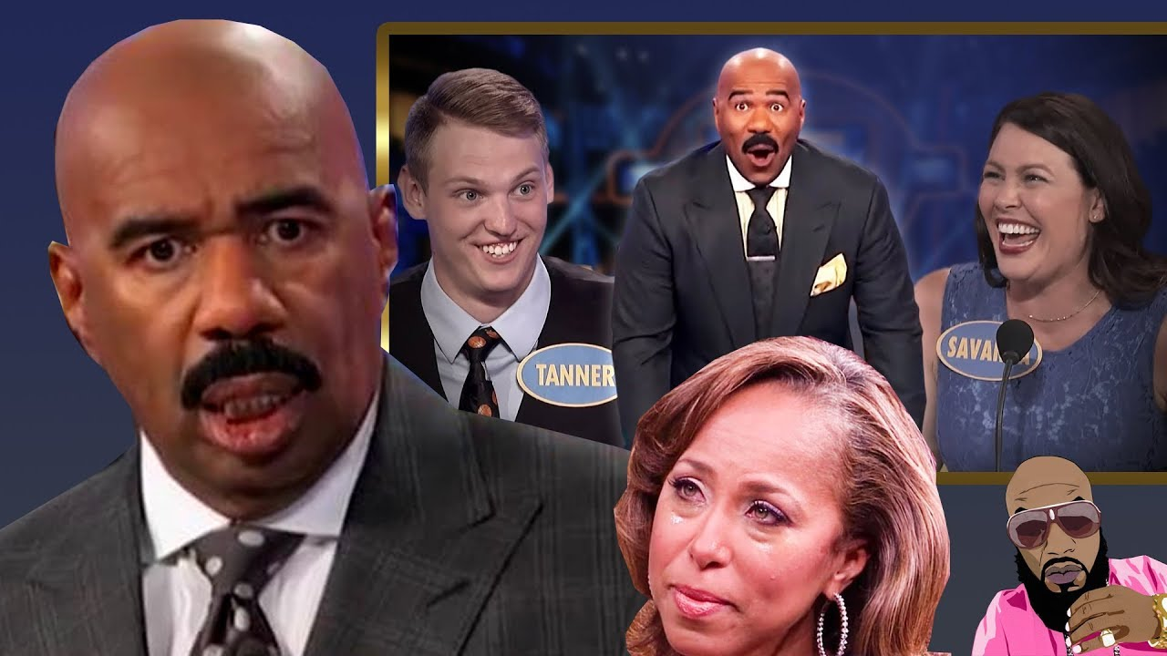 Steve Harvey LOSES 3RD JOB As Host Of FAMILY FEUD! Contract MAY NOT Be Renewed For 2020