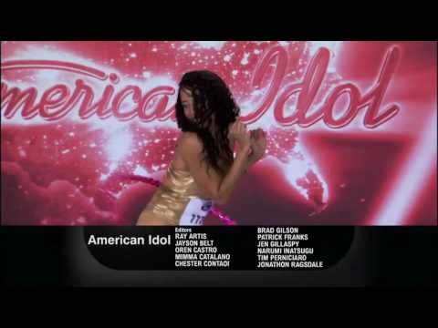 Avril Lavigne-American Idol Season 9