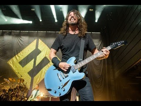 Foo Fighters - live @ The Anthem grand opening (both nights!) in Washington D.C. 10.11 & 10.12 2017