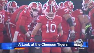 Clemson wanted Bama the whole time