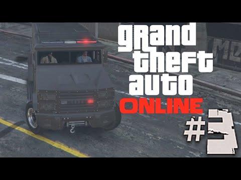 GTA V: online - ตํารวจนอกเครื่องแบบ