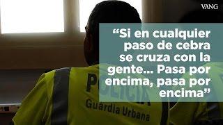 Los policías que detuvieron al hombre que robó un camión de butano en Barcelona
