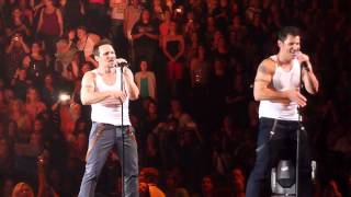 "Package Tour 98 Degrees Auburn Hills ""Because of You"" 6/8/2013"