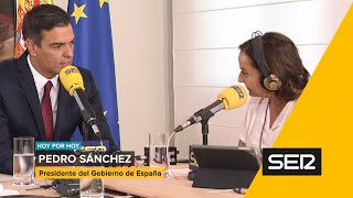 Pedro Sánchez apela