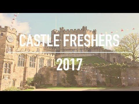 Durham University Freshers Week 2017 | University College (Castle)
