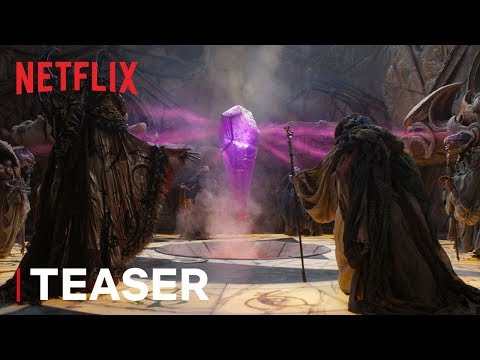 New The Dark Crystal Teaser Just Released for Netflix