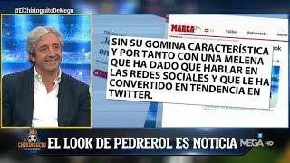 El LOOK INESPERADO de Pedrerol REVOLUCIONA las REDES SOCIALES y las WEBS de TODA ESPAÑA