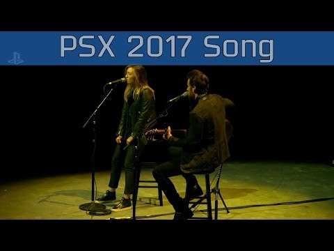 The Last Of Us Part II - PSX 2017 Joel And Ellie Song [HD]