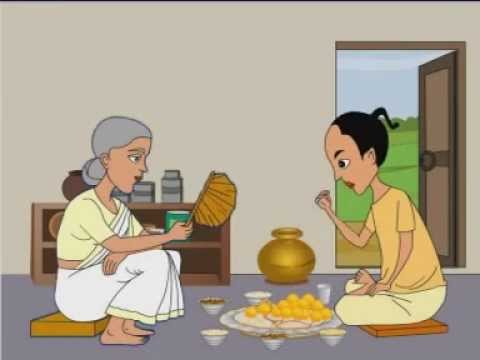Thakurmar Jhuli Bamon Bhoot | Thakumar Jhuli Cartoon | Bengali Stories For Children | Part 1 thumbnail