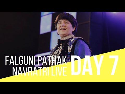 Pushpanjali Navratri with Falguni Pathak : Day 7