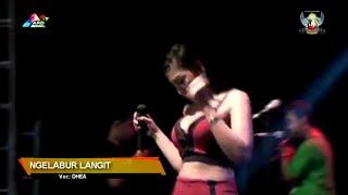 Dea Zautha. Bikin geger penonton di area panggung Saat Goyang