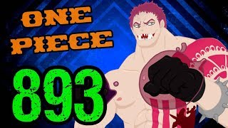 One Piece Chapter 893 Review