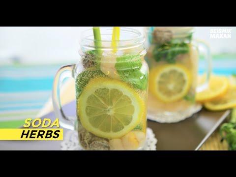 Resipi Soda Herbs Youtube