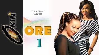ore 1 latest yiruba nollywood movie starring iyabo ojo doris simon