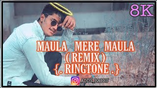 Maula mere maula remix (Ringtone)(khan Addy official Video)khan addy