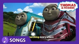 Searching Everywhere | Steam Team Sing Alongs | Thomas & Friends thumbnail
