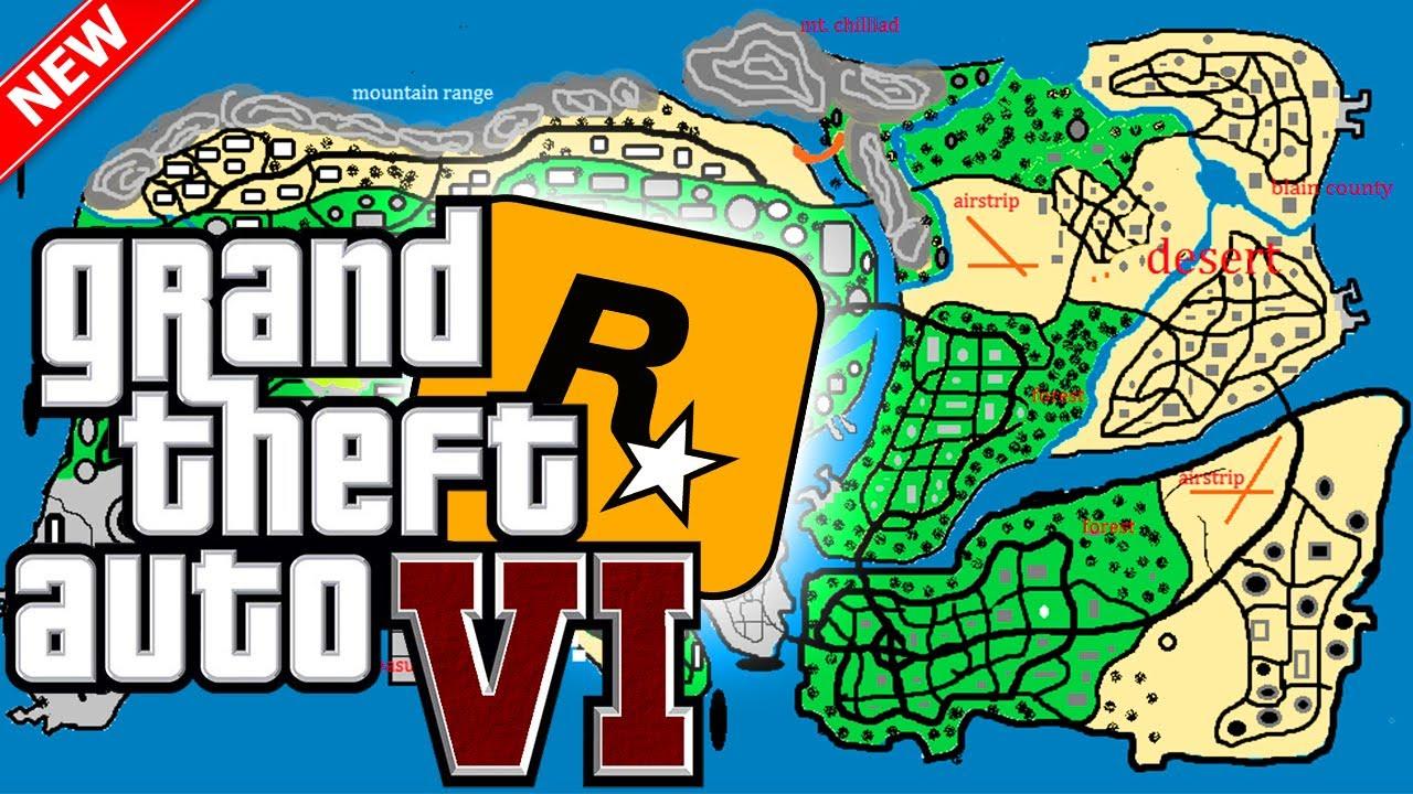 The Release Date of GTA 6 Hidden in GTA 5! (Mount Chiliad Mystery ...
