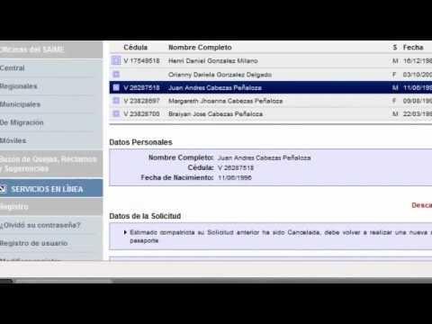 """FALLA TECNICA DE LA INSCRIPCIÓN DE LA LOTERIA DE VISA """"GREEN CARD"""" 2017 A 2019 de YouTube · Duración:  2 minutos"""