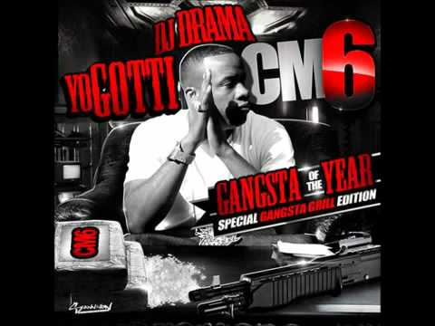 Yo Gotti - Intro - Spazz Out - (CM6 Gangsta Of The Year)