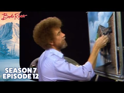 Bob Ross  Dock Scene (Season 7 Episode 12)