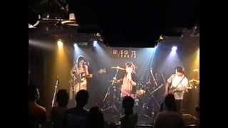 2004年7月17日、四谷 LIVE GATE TOKYOにて行った椎名へきるコピーバンド...