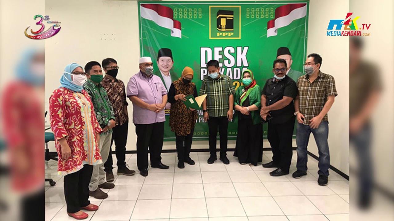 DPP PPP Rekomendasikan Rusmin – Senawan, Maju Pada Pemilukada Konawe Selatan