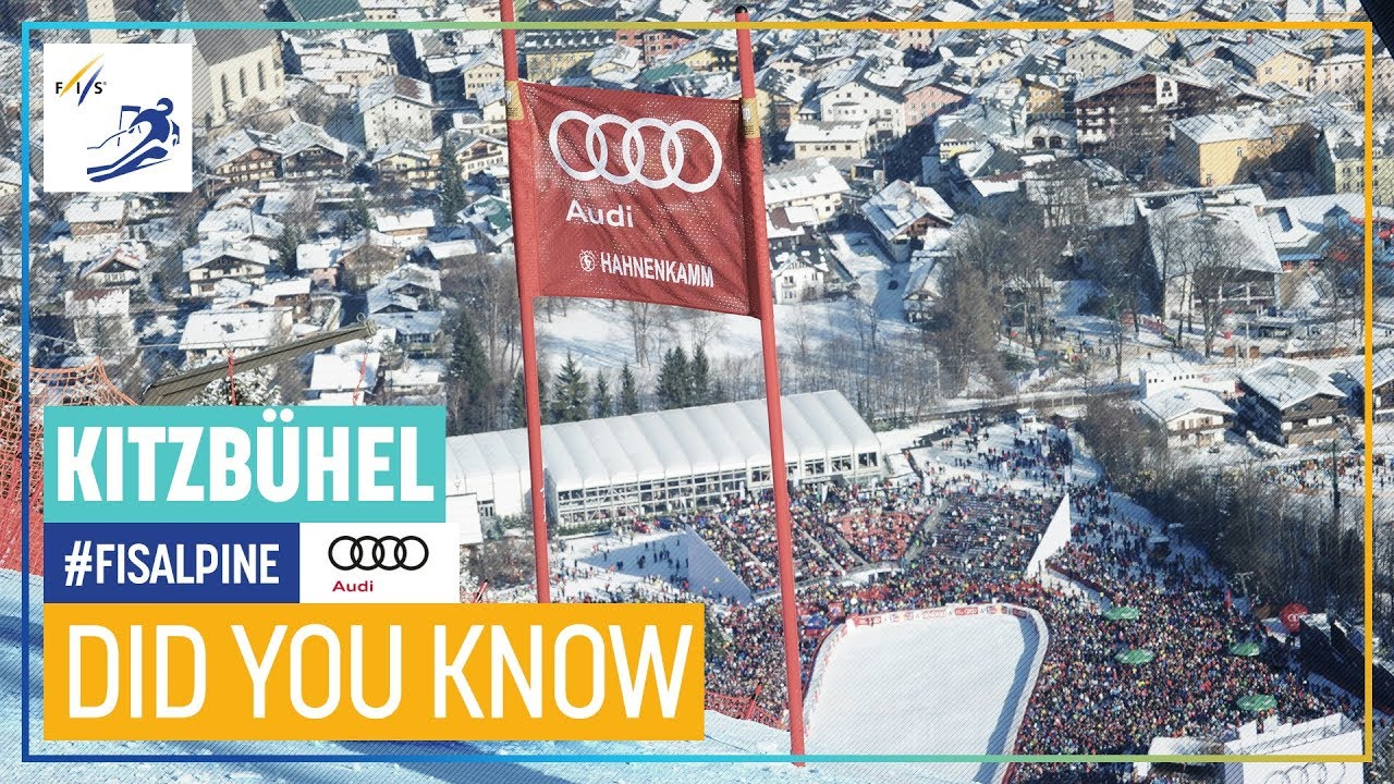 Kitzbühel. Downhill and Super-G Races Preview