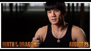 "BIRTH OF THE DRAGON - BEHIND THE SCENES: ""STORY"""