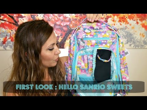 64b416177 First Look | Ju-Ju-Be Hello Sanrio Sweets | The Sensible Mama - YouTube