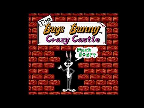 The Bugs Bunny Crazy Castle [NES] Playthrough #1, Stages 01-30
