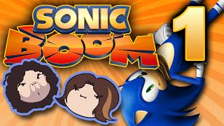 Sonic Boom: My Neckerchief!! - PART 1 - Game Grumps