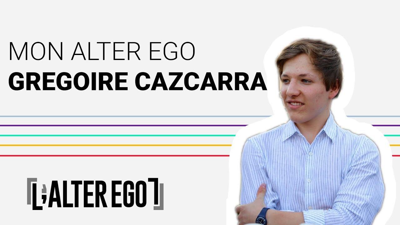 Mon Alter Ego - Grégoire Cazcarra