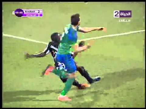 اهداف مصر المقاصة ودون بوسكو 3-1 بتاريخ 12-3-2016 HD