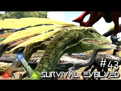 ARK: Survival Evolved  WMD COMPY ARMY !!!  S4 E43 ARK Gameplay