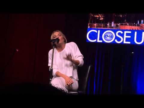 Leann Rimes Sings 'Blue' on CMA Closeup Stage - CMA Fest 20