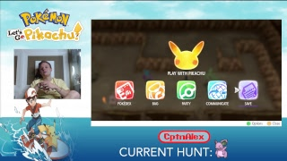 *LIVE!* | Lets Go! | Hunt for Shiny Nidorina | Lets Go Pikachu! |