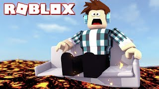 Roblox - O CHÃO É LAVA !! (The Floor is Lava Roblox)