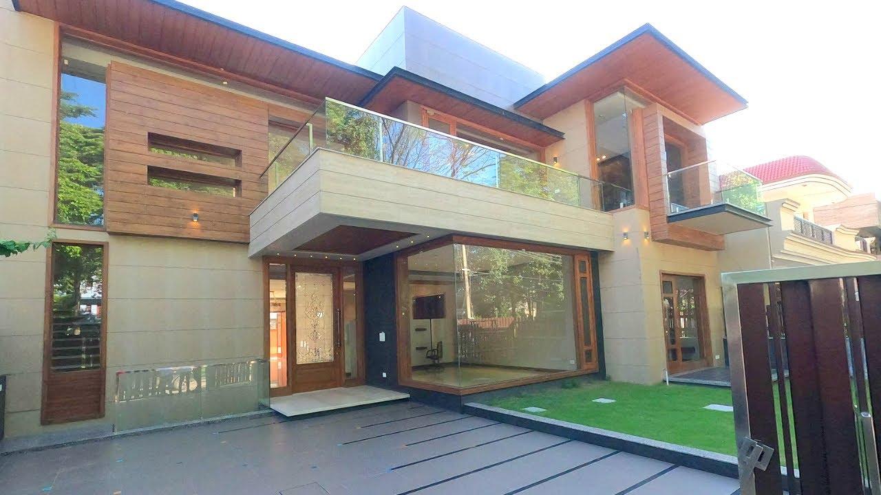 ( 50 X 90 ) 500 Yard 7 BHK Brand New Ultra Luxurious Villa With Lift, Premium Interior Design