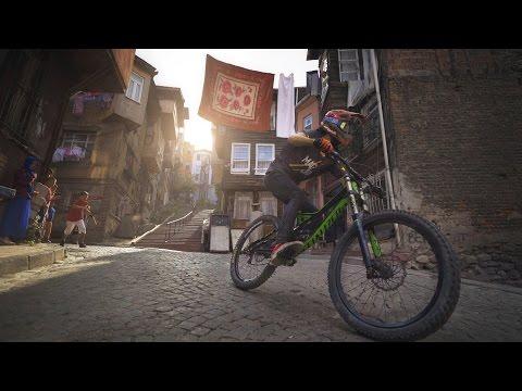 Ride Down İstanbul - Urban Downhill 2/2