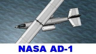 ksp nasa ad 1 prototype plane b9 aerospace infernal robotics